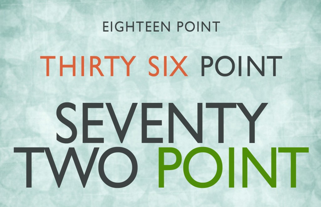 Best Book Cover Fonts : Type point size for the best book covers cover design