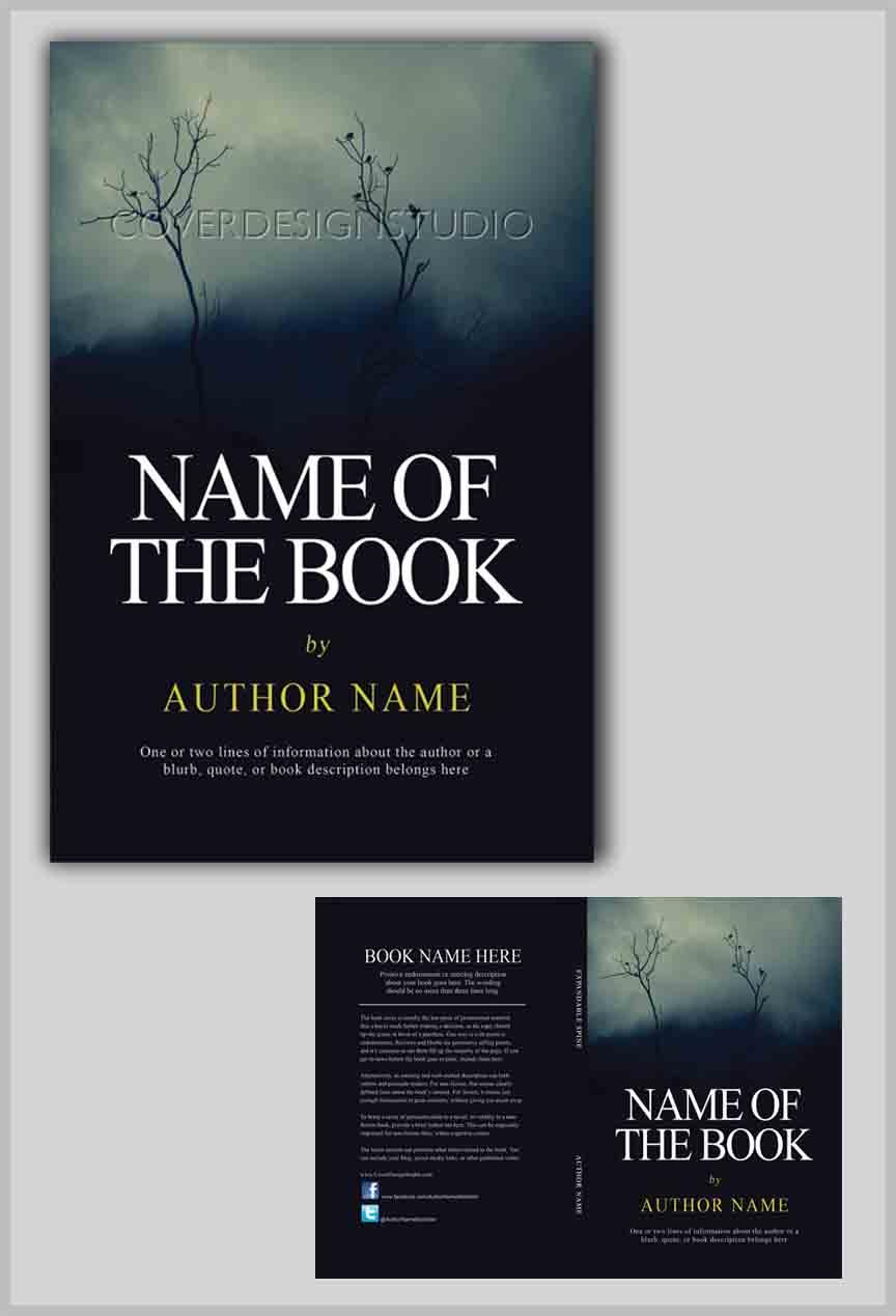 Darkscape Book Cover