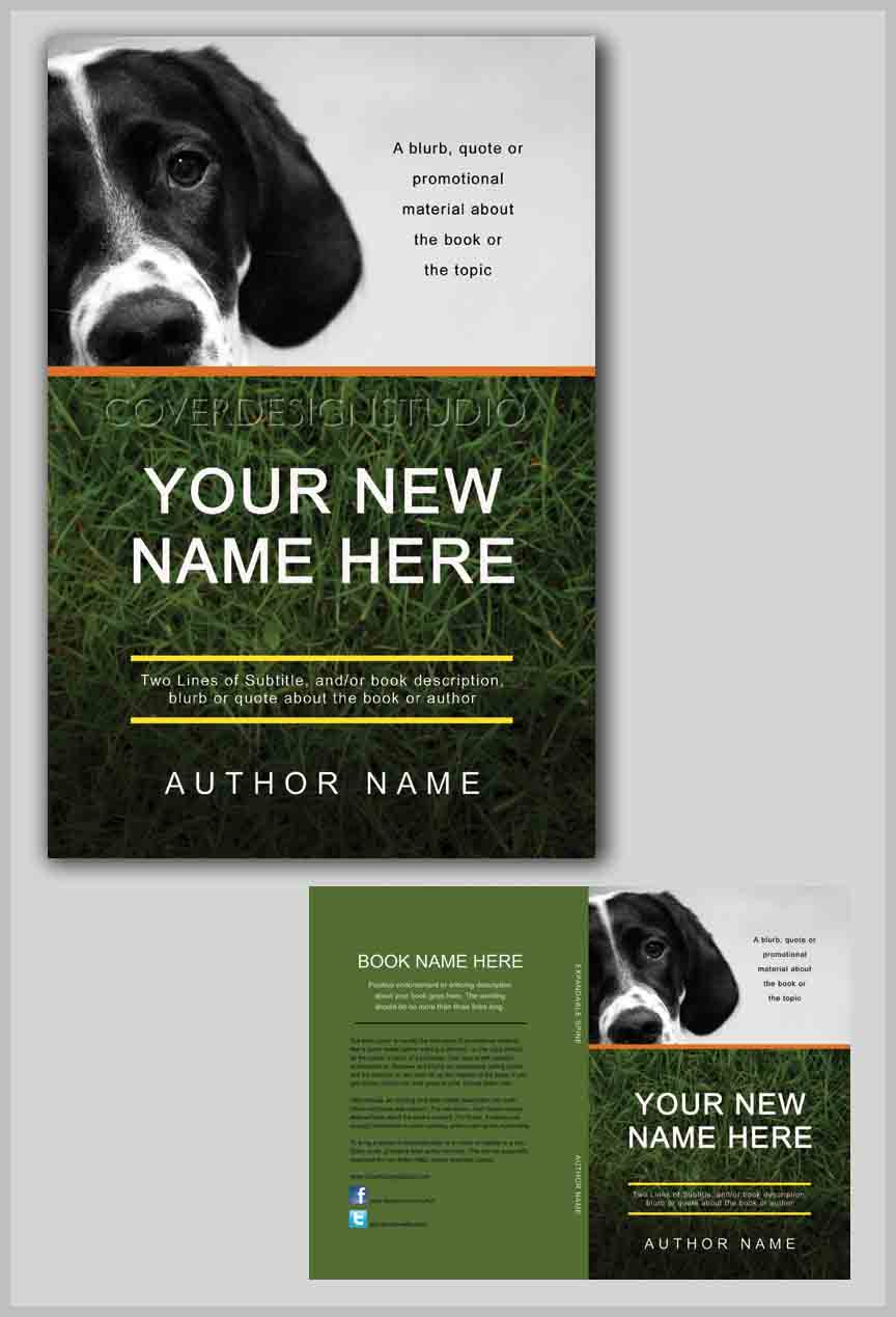 Dog Eared Book Cover Cover Design Studio